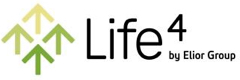 logo Life4 Startup by Elior Group